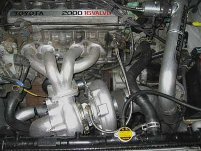 Toyota Camry 2 0 Turbo